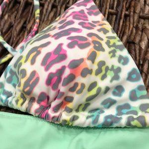 Victoria's Secret Swim - Victoria secret swim triangle string bikini top